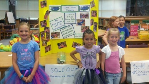 2012 blog yvonne and the girls fundraiser for blog