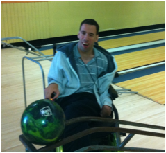 2013 bowling with Bryan
