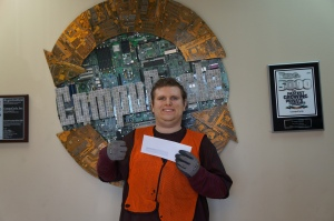 jonathan's 2nd paycheck 2