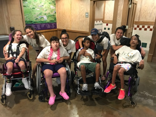 Camp sisters blog